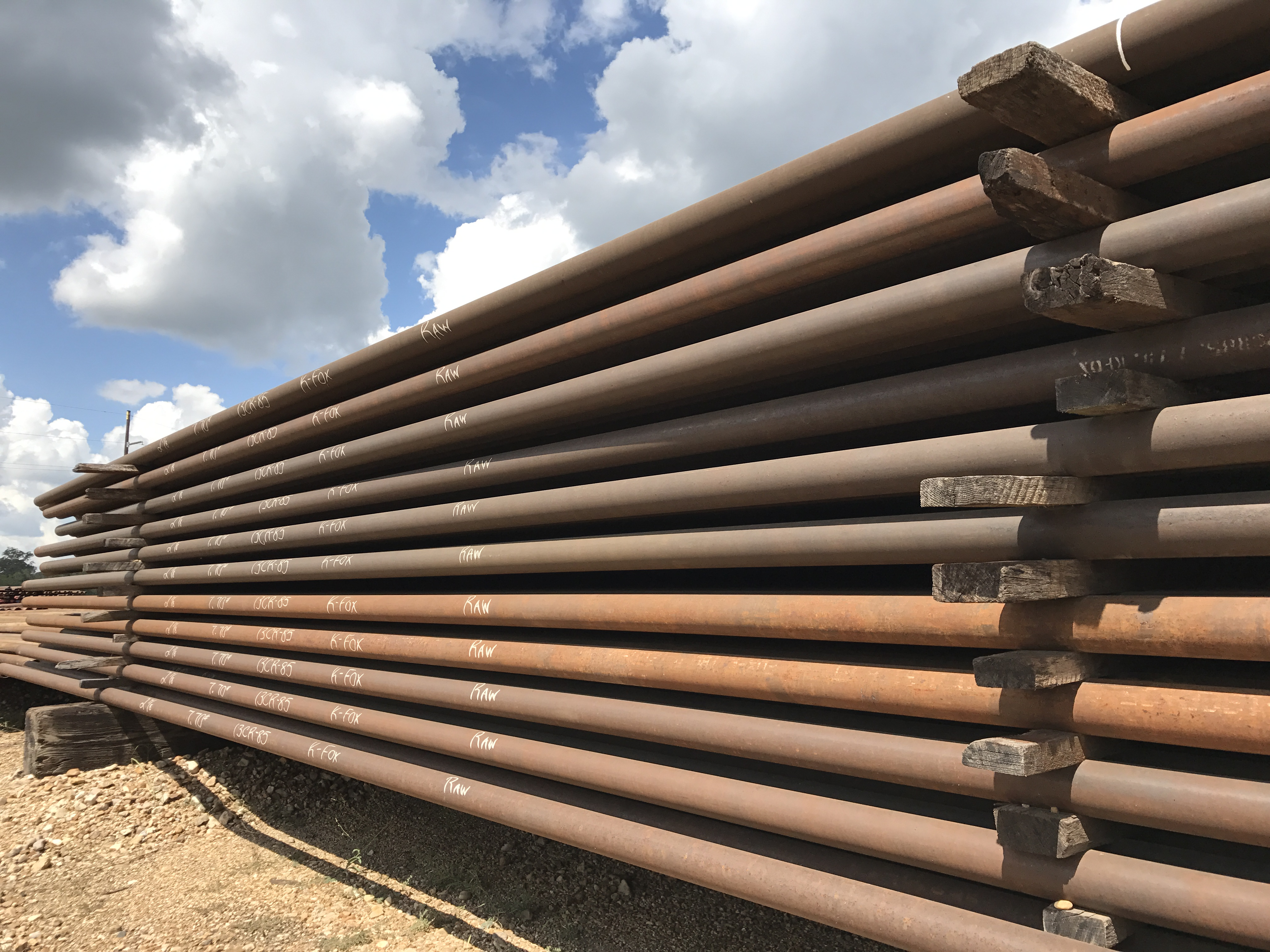 Coastal Pipe of LA - OCTG Pipe & Structural Pipe