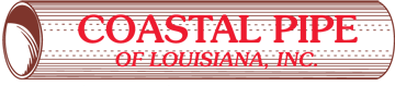 Coastal Pipe of Louisiana - Logo